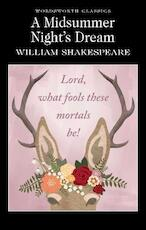 Midsummer night's dream - William Shakespeare (ISBN 9781853260308)