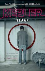 Slaap - Lars Kepler (ISBN 9789403107707)