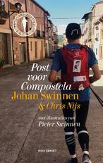 Post voor Compostela - Johan Swinnen (ISBN 9789089246271)