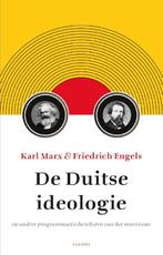 De Duitse ideologie - Karl Marx, Friedrich Engels (ISBN 9789460043697)