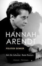 Hannah Arendt - Dirk de Schutter (ISBN 9789086872589)