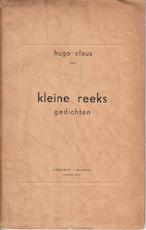 Kleine reeks - Hugo Claus