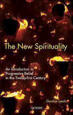 New Spirituality - Gordon Lynch (ISBN 9781845114145)