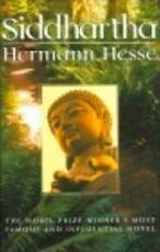 Siddhartha - H. Hesse (ISBN 9789023438199)