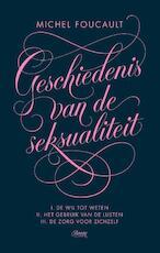 Geschiedenis van de seksualiteit 1,2,3 - Michel Foucault (ISBN 9789024426423)