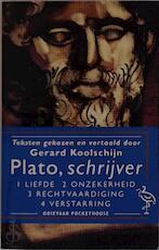 Plato, schrijver - Plato, Gerard Koolschijn (ISBN 9789035116160)