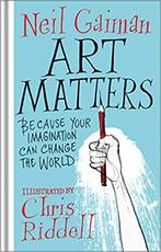 Art Matters - Neil Gaiman (ISBN 9781472260086)