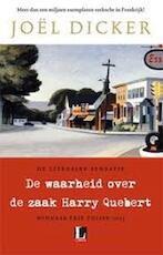 De waarheid over de zaak Harry Quebert - Joël Dicker (ISBN 9789023464730)