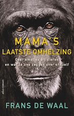 Mama's laatste knuffel - Frans de Waal (ISBN 9789045034294)