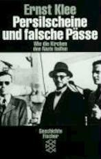 Persilscheine und falsche Pässe - Ernst Klee (ISBN 9783596109562)