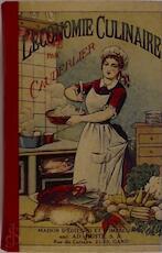 L'economie culinaire - Cauderlier