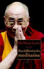 Boeddhistische meditaties - Dalai Lama (ISBN 9789045309491)