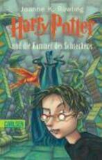 Harry Potter 2 und die Kammer des Schreckens - Joanne K. Rowling (ISBN 9783551354020)