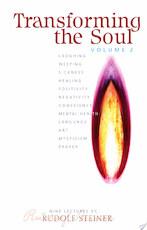Transforming the Soul - Rudolf Steiner (ISBN 9781855841833)