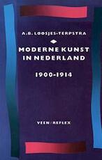 Moderne kunst in Nederland 1900-1914