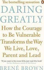 Daring Greatly - Brene Brown (ISBN 9780670923540)