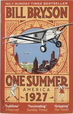One Summer - Bill Bryson (ISBN 9780552772563)