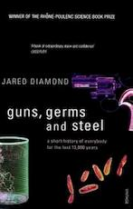 Guns, germs and steel - Jared M. Diamond (ISBN 9780099302780)