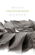 Cider voor arme mensen - Hella Haasse (ISBN 9789021467672)