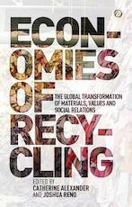 Economies of Recycling - Catherine Alexander (ISBN 9781780321943)