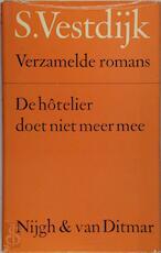 De hôtelier doet niet meer mee - Simon Vestdijk (ISBN 9789023667100)