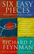 Six easy pieces - Richard Phillips Feynman (ISBN 9780140276664)