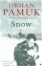 Snow - Pamuk O (ISBN 9780571218318)