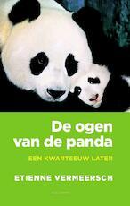 De ogen van de panda