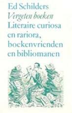Vergeten Boeken - Ed. Schilders (ISBN 9789067564038)