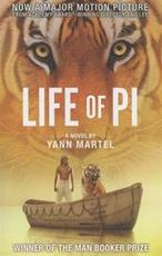 Life of Pi - Yann Martel (ISBN 9780857865533)