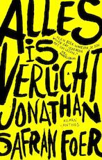 Alles is verlicht - Jonathan Safran Foer (ISBN 9789041419736)