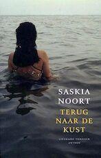 Terug naar de kust - Saskia Noort (ISBN 9789041411143)