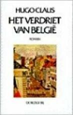 Het verdriet van België - Hugo Claus (ISBN 9789023401346)