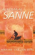 Allemaal Sanne - Marjan van den Berg (ISBN 9789047505792)