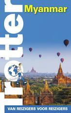 Trotter Myanmar - n.v.t. (ISBN 9789401425964)