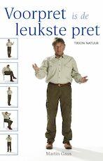 Voorpret is de leukste pret - Martin Gaus (ISBN 9789052107707)