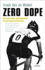Zero dope - Frank van de Winkel (ISBN 9789020996890)