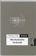 Tabellenboek mechanische techniek - A.C. Bruinshoofd (ISBN 9789001133979)