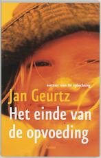 Einde van de opvoeding - Jan Geurtz (ISBN 9789026326486)