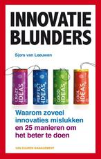 Innovatieblunders - Sjors van Leeuwen (ISBN 9789089651792)