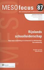 Rijnlands schoolleiderschap (ISBN 9789013104837)