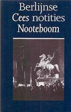 Berlijnse notities - Cees Nooteboom (ISBN 9789029533065)