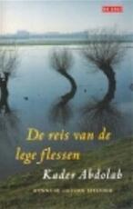 De reis van de lege flessen - Kader Abdolah (ISBN 9789052268576)