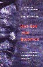 Het lied van Solomon - Toni Morrison, Piet Verhagen (ISBN 9789035118997)