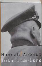 Totalitarisme - Hannah Arendt (ISBN 9789053528785)