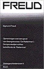 ZG 4 / Ziektegeschiedenissen 4 - Sigmund Freud (ISBN 9789060096666)
