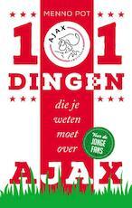 Ajax - Menno Pot (ISBN 9789492037305)