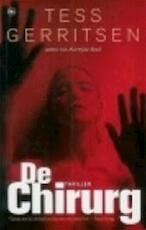 De chirurg - Tess Gerritsen (ISBN 9789051087079)