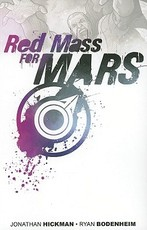 Red Mass for Mars - Jonathan Hickman (ISBN 9781582409238)