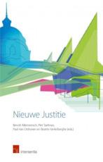 Nieuwe justitie - Benoit Allemeersch, Piet Taelman (ISBN 9789400004993)
